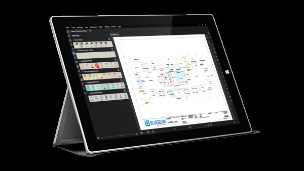 Bluebeam Revu Standard redigering markering och samarbete i PDF