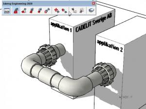 3Skeng pipe rör detaljer