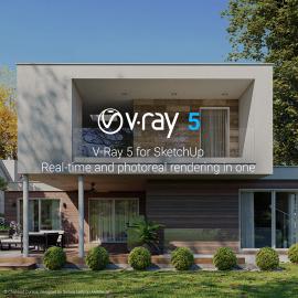 V-Ray 5 produktbild