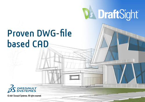 DraftSight DWG CAD system