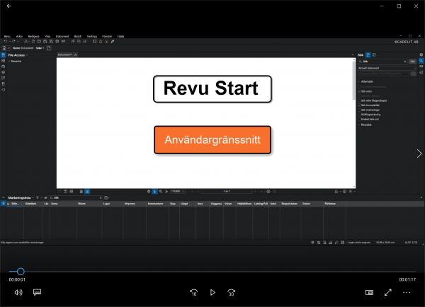 Revu start videokurs
