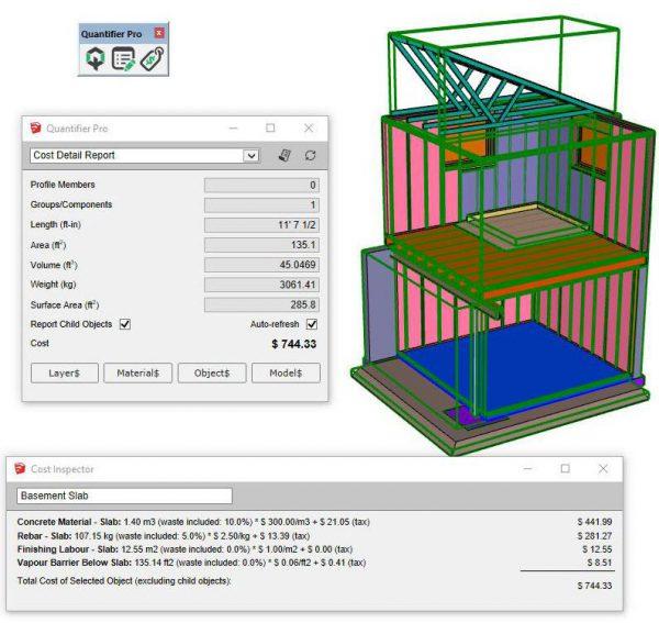 Quantifier Pro produktbild